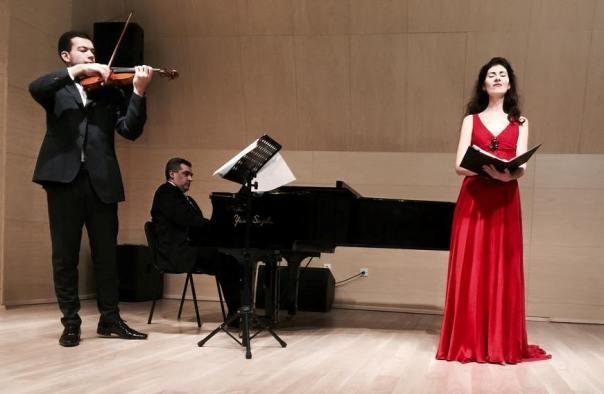 Recital Amadeus 2015
